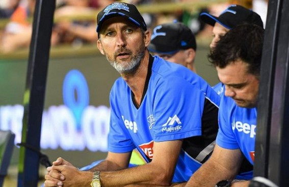 I may consider coaching India in future: Gillespie
