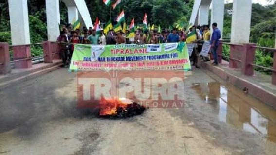 Central, State Govts' Yellow-lights hit IPFT's protest, weakens target