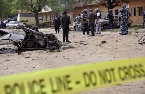 10 killed in Nigeria mosque attack