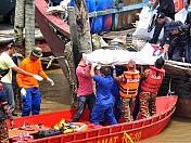 10 killed in Indonesia boat capsize