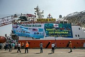 Indian naval ship to deliver aid for Rohingyas in Bangladesh