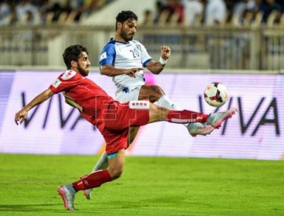 FIFA lifts ban on Kuwaiti football