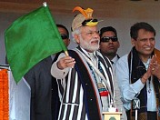 Centre has 15 new rail projects for Northeast: Modi