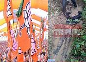 Brutal murder of BJP activist in CPI-M ruled Tripura