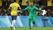 Olympic gold medallist Weverton joins Palmeiras