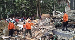 2 dead as multiple earthquakes jolt Indonesia