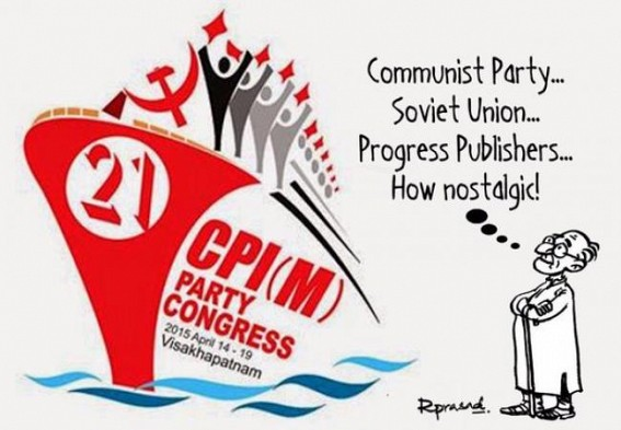 Anti-Nationalist label hits CPI-M