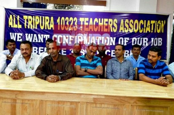 'This is not the correct time for Road, Rail blockade', says 10323 teachers' divided group