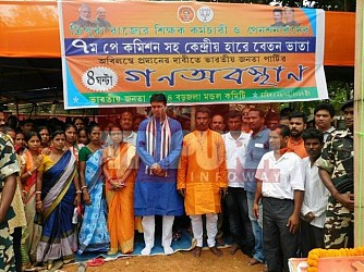 BJP demands 7th Pay Commission. TIWN Pic May 24