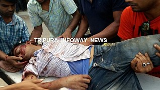 'Tripura Union of Working Journalists' condemn Santanu's murder
