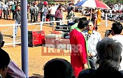 India Bangladesh Maitri Park inauguration programme becomes CPI-M's Election Dais