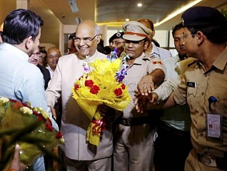 Ram Nath Kovind elected new President of India