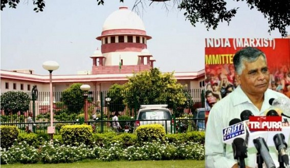Senior Advocate of High Court Arun Chandra Bhowmik to lodge Contempt of Court charges against CPI-M Spokesman Gautam Das in  Supreme Court for lowering the Highest Judiciary of the Country ; 'Recent decision of state Cabinet illegal and unconstitutional'