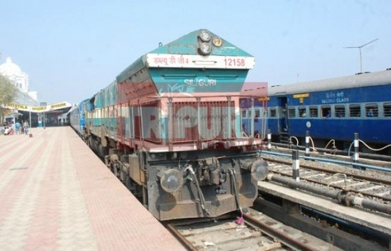 Railway to invest Rs 1,000 cr on new tracks beyond Agartala