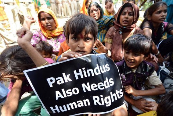 With President's nod, Hindu Marriage Bill in Pakistan now law