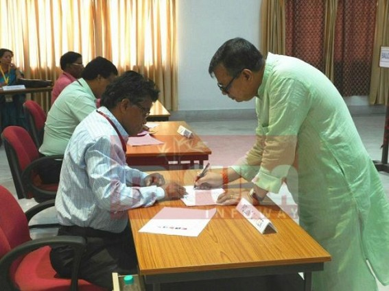 Seven Tripura legislators vote for Kovind