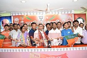 TMC youths join BJP
