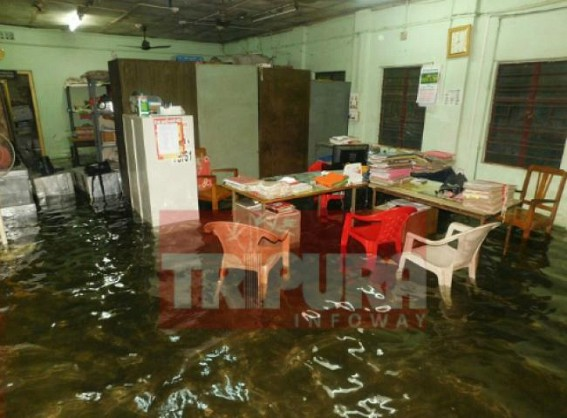 Unprecedented river flooding chances increasing across northeastern India : Weather Dept