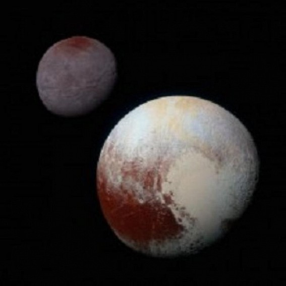 Moon saving Pluto's atmosphere from decay