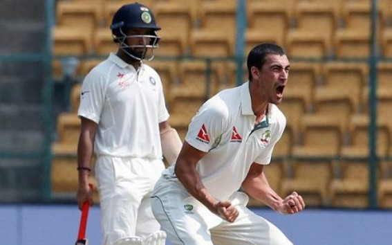 Starc's absence cost off-spinners wickets, feels Ganguly