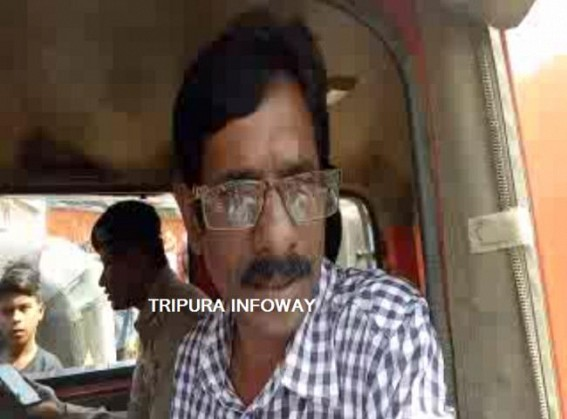 Booth Level Officer booked in Tripura