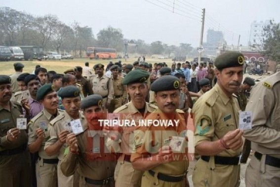 Candidates with criminal background decreasing in Tripura polls: Report