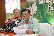 Postal Ballot voting procedure yet to be completed : BJP appeals for EC's attention