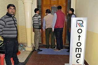 Rotomac Chief, son sent to transit remand, IT seizes 12 bank accounts