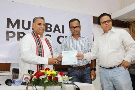 'Everyone has Political knowledge in Tripura' : Deodhar tells Mumbai press