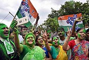 RS polls: Trinamool wins four seats, Congress one in Bengal
