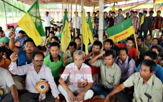 Tripura's ruling allies confident of ending bickering