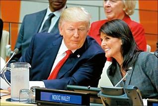 Haley slams UN report on US poverty under Trump