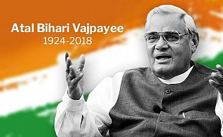 Govt announces 7-day national mourning for Vajpayee