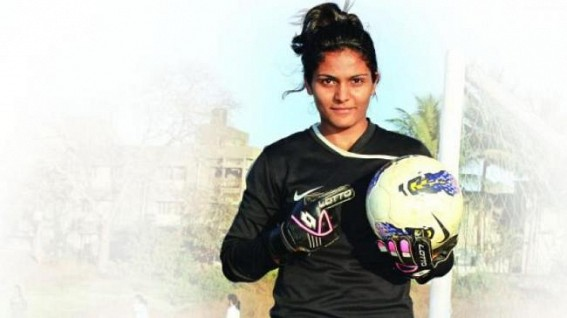Footballer Aditi launches Godrej Interio's new mattress brand