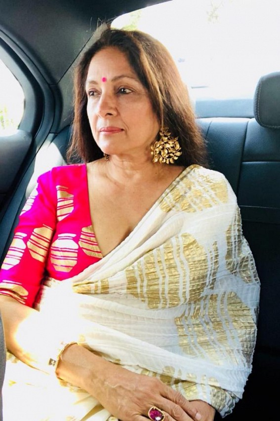 Nice to be in times when senior actors get meaty roles: Neena Gupta