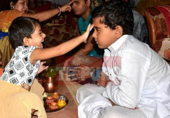 After Diwali, Tripura ready to celebrate 'Bhai Phota'