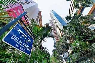 Sensex down 220 points, Nifty at 10,605