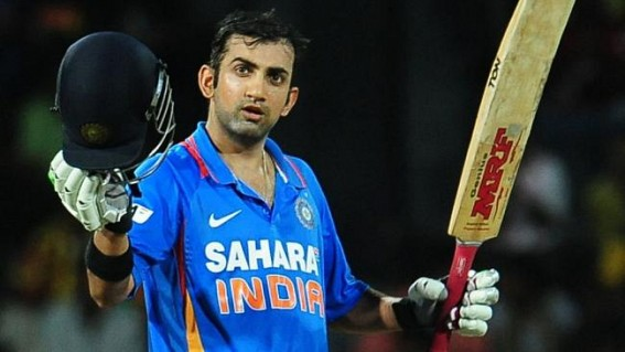 Gambhir retires from all forms of cricket