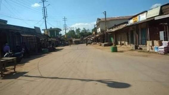 12-hrs-strike observed at Gandachera