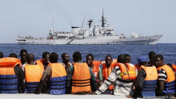 Rome threatens to halt EU's Mediterranean rescue mission