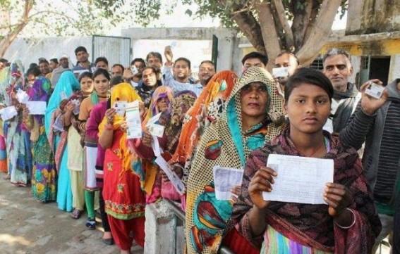 Rajasthan, Telangana will vote on Friday