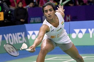 India's Sindhu defeats Thailand's Intanon, storms into final