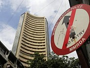 Sensex up 150 points over sliding crude oil prices
