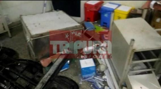 4 arrested at Udaipur for vandalizing hospital after patient dies