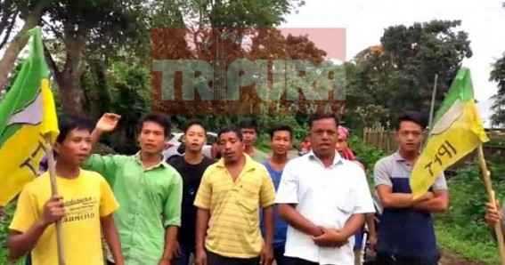 'No BJP or other parties in ADC' : IPFT's undemocratic demand again fueling Tension in Tripura ADC areas