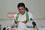 'It's a Historical budget' : claims Tripura CM
