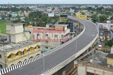 A view of Agartala City. TIWN Pic Aug 17