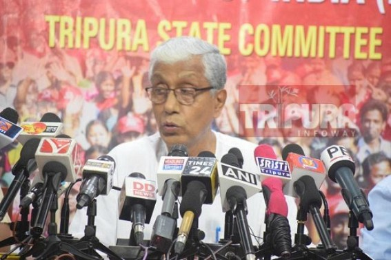 'Visited Gandacherra 16 times in last 20 years' : Manik Sarkar