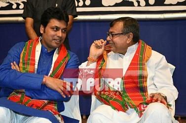 119th Nazrul Jayanti celebrated at Rabindra Bhawan (Agartala). TIWN Pic May 26