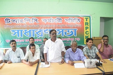 TRPC, Employees Association held a conference at Jackson Gate. TIWN Pic Sep 22